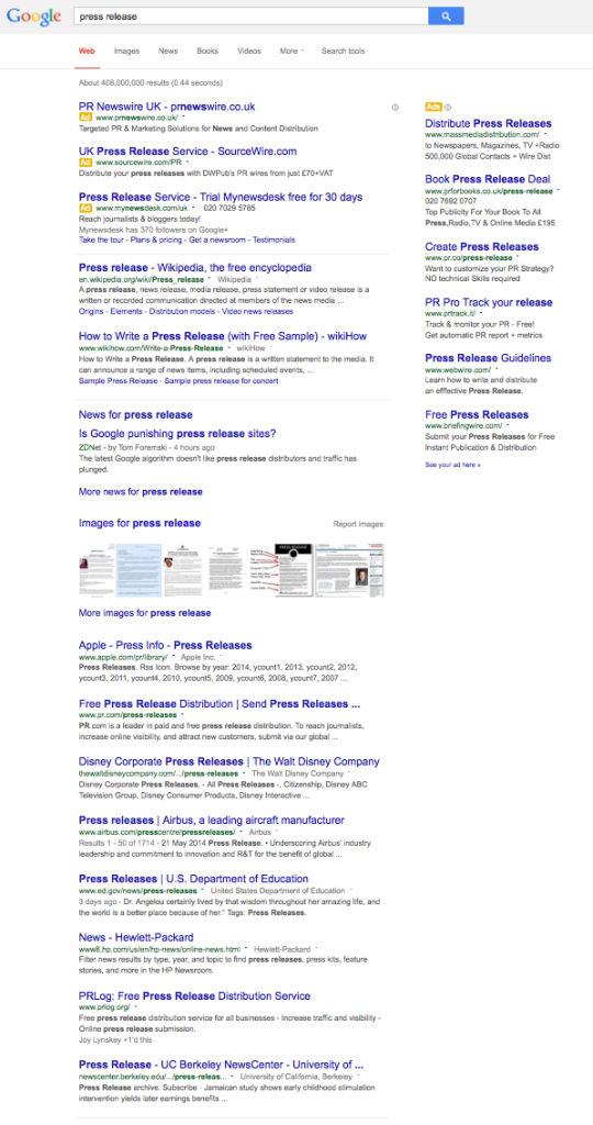 IrishWonder\'s SEO Consulting Blog » Blog Archive » What Happened to ...